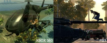 Mercenaries 2 on Xbox 360 ... PC & PS2 (this time it's official)
