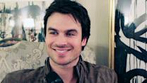 Ian Somerhalder on 'Vampire Diaries' Pranks and Activitsm