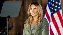 Elezioni Usa, l'enigna di Melania, al fianco del marito ma non troppo