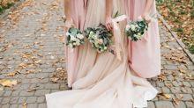Airline wiedervereint Brautjungfer mit ihrem vergessenem Kleid und rettet so die Hochzeit