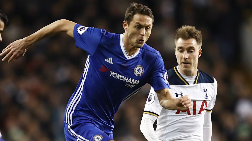 Facing Tottenham is Chelsea's toughest fixture, says Matic