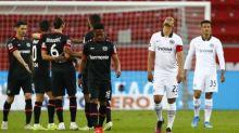 Foot - ALL - Leverkusen domine Francfort et consolide sa sixième place en Bundesliga