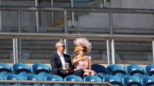 Riding to racing's rescue not easy for Priti Patel's brunch companions