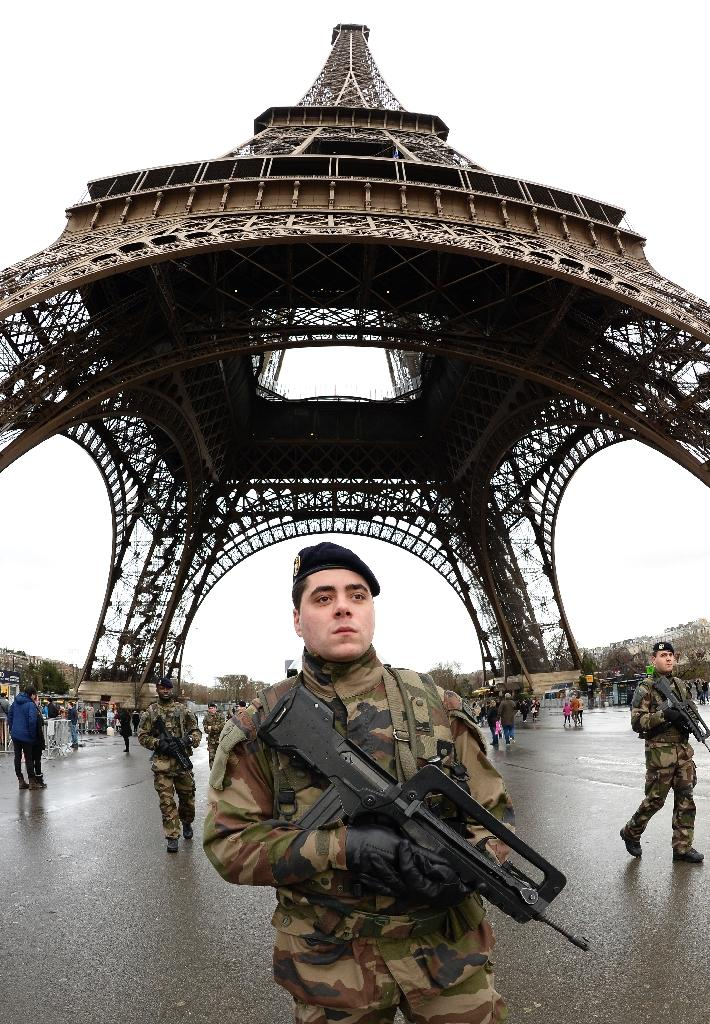 A string of terror attacks in France have left more than 230 people dead since January 2015 (AFP Photo/Bertrand Guay)