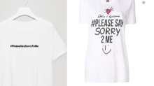 Diet Prada and Dolce & Gabbana's Feud Now Includes a $481 Designer Rip-Off of a Diet Prada T-Shirt