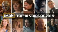 IMDb Announces the Top 10 Stars and Top 10 Breakout Stars of 2018 as Determined by Page Views