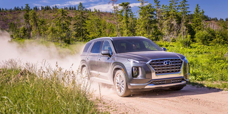 The 2020 Hyundai Palisade Follows Its Kia Brother down the Value Path