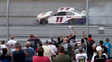 Talladega winners and losers