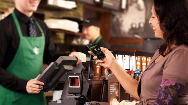 Starbucks gets increasingly digital, 10 percent of transactions made by phone