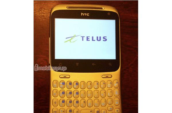 HTC ChaCha boots up for Telus, release date remains a mystery
