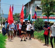 U.S., allies coordinate new sanctions on Myanmar junta
