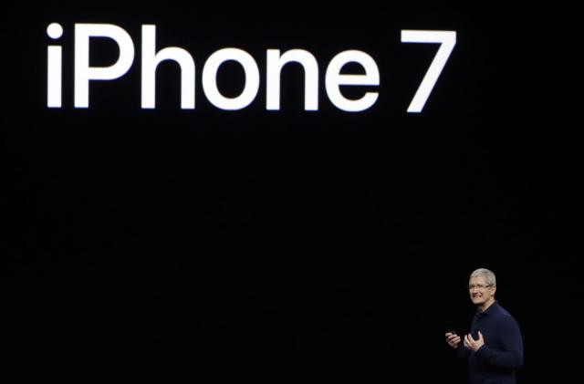 Relive Apple's iPhone 7 event right here