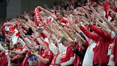 Denmark fans told they can travel to Amsterdam to see Wales match on Saturday