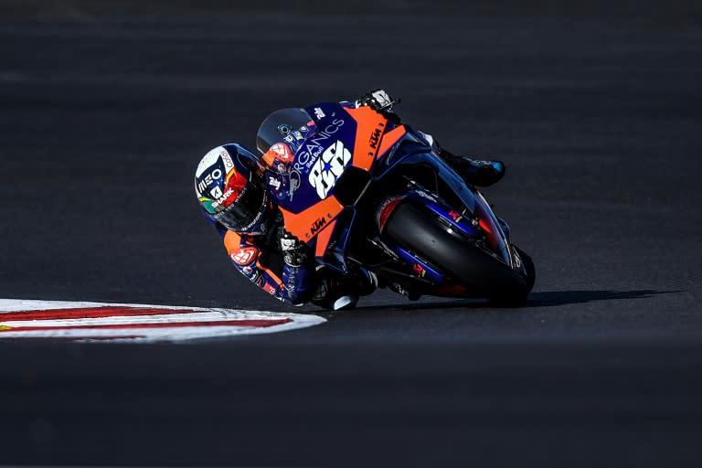 Homeboy Oliveira on Portuguese MotoGP pole - Yahoo Sport Australia