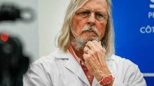 Didier Raoult réagit à sa prochaine comparution devant l'Ordre des médecins