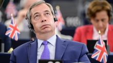 Nigel Farage fury at Theresa May speech: 'This woman' doesn't want to leave the EU at all'