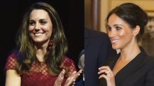 Kate Middleton and Meghan Markle's Theatre Looks Couldn't Be More Different
