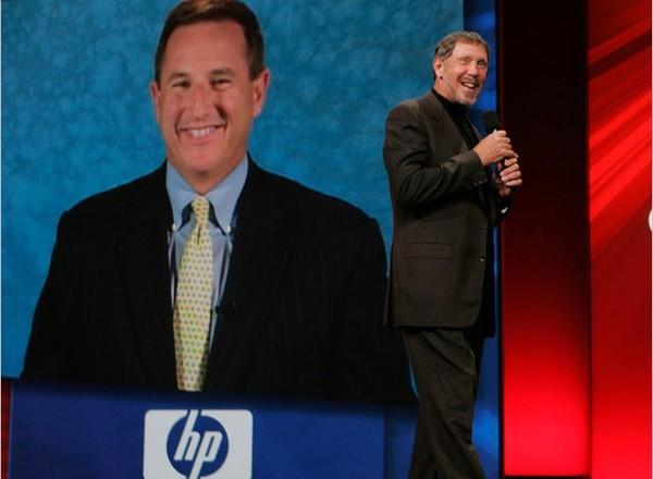Ce-Oh no he didn't!: Larry Ellison likens HP board to 'idiots' at Apple