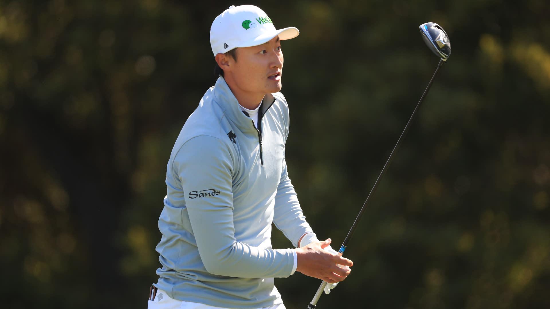 Li leads as Koepka, Day headline chasing pack at US PGA
