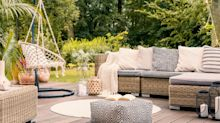 Turn your backyard into an outdoor oasis with Wayfair's Porch and Garden Sale
