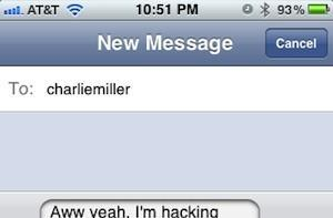 Charlie Miller's latest iOS hack gets into the App Store, gets him tossed out (video)
