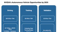 NVIDIA's End-to-End Autonomous Vehicle Solution Is Huge Opportunity