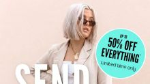 ASA bans 'Send nudes' Boohoo ad after complaint