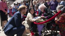 Meghan and Harry surprise 'favourite Aussie fan' on her 99th birthday