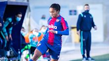Okene the heroine as Levante edge past Malaga