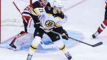 Taylor Hall 'knew right away' he wanted to re-sign with Bruins