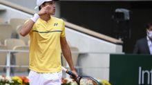 Roland-Garros (H) - Roland-Garros: Daniel Altmaier «remercie» Stan Wawrinka