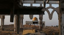 PHOTOS: Scars on Middle East landscape bear witness to past peace failures