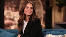 Whoa: Emily Ratajkowski Showed Off Her Drastic New Hairstyle at the Tony Awards