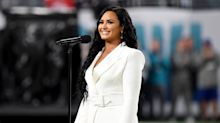 Demi Lovato speaks out 2 years after nearly fatal overdose: 'Today is my miracle day'