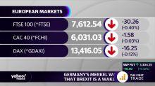 Germany's Merkel warns EU that Brexit is a wake-up call