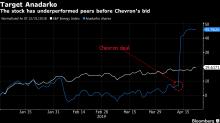 Occidental Bids $38 Billion for Anadarko in Plan to Beat Chevron