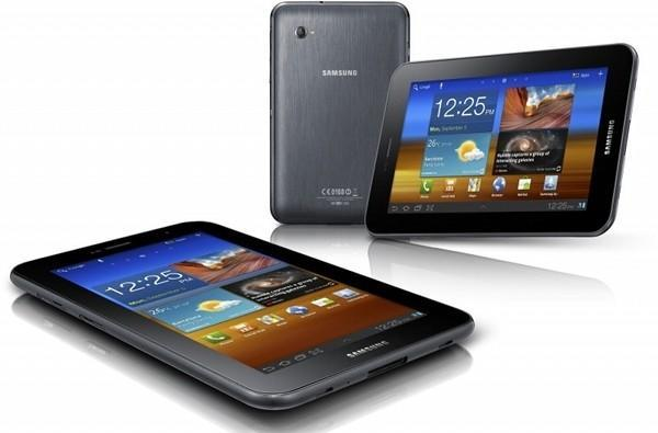 Galaxy Tab 7.0 Plus ready for your pre-orders, sticky with Honeycomb