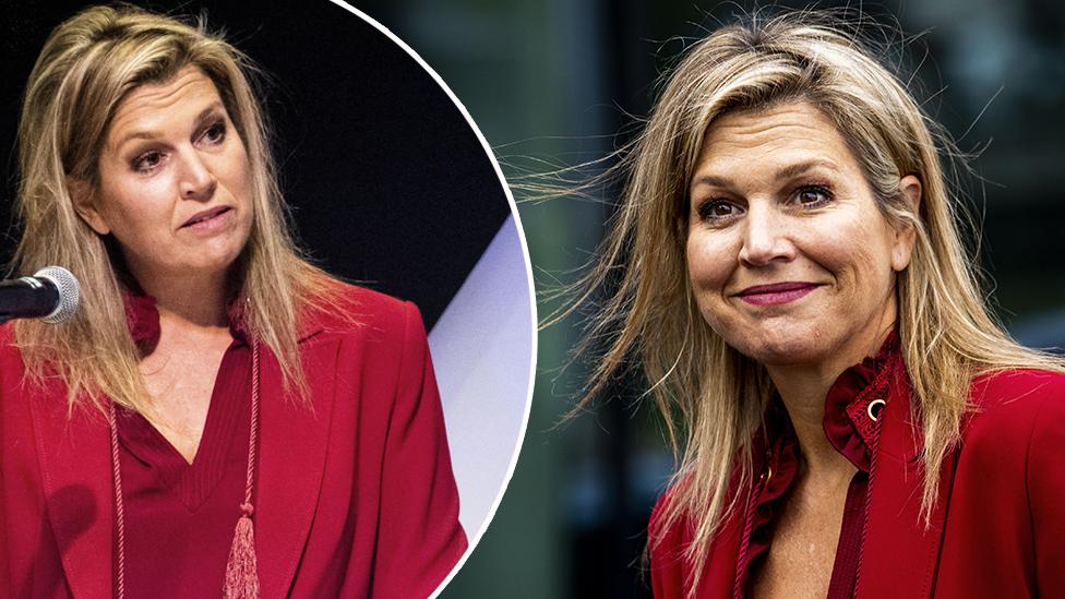 Netherlands' Queen accused of looking 'unkempt'