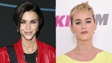 Ruby Rose Is Throwing Some Major Shade at Katy Perry