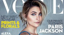 Paris Jackson Flashes Toned Abs, Says Young Girls Look Up to Her in 'Vogue Australia'