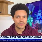 Trevor Noah Asks Why Officers Weren't Indicted for Breonna Taylor Shooting: 'They're Police, They're Not Bears' (Video)