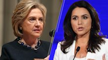 2020 Vision: Hillary Clinton thinks Russia will back Tulsi Gabbard to help Trump stay in power