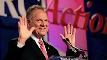 Roy Moore Says Gay Marriage Ruling Is 'Even Worse' Than 1857 Pro-Slavery Decision