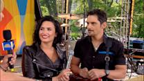 Demi Lovato on Upcoming Tour With Nick Jonas