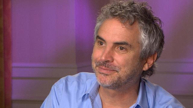 Alfonso Cuaron: It Was A 'Gift' To Work With George Clooney In 'Gravity'
