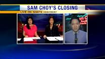Sam Choy's Breakfast, Lunch and Crab closes after 15 years pt. 2