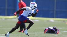 Marquez Stevenson banking on his game speed in race for spot on Bills' 53-man roster