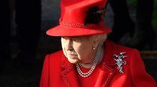 """Queen """"enttäuscht"""", weil Harry und Meghan ihren Rücktritt """"mit niemandem aus der Königsfamilie"""" besprochen haben"""