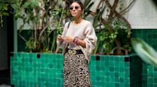 This is officially the year of the leopard midi skirt: Shop the trend