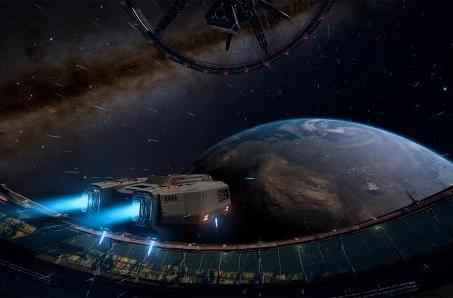 Elite: Dangerous' Stellar Forge tech powers planetary creation